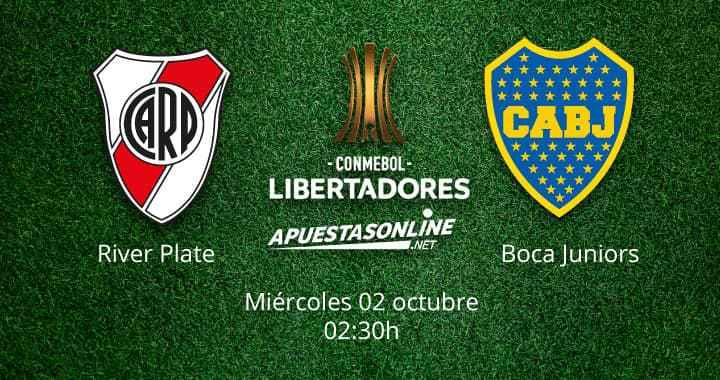 pronostico-apuestas-online-river-boca-semifinal-conmebol-libertadores-02-10-2019