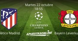 Pronóstico Atlético Madrid Bayer Leverkusen