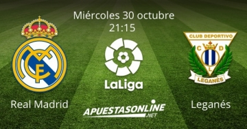 Pronóstico Real Madrid Leganés