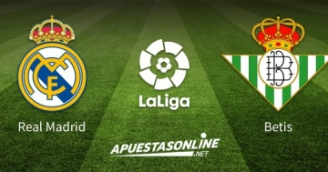 Pronóstico Real Madrid Real Betis