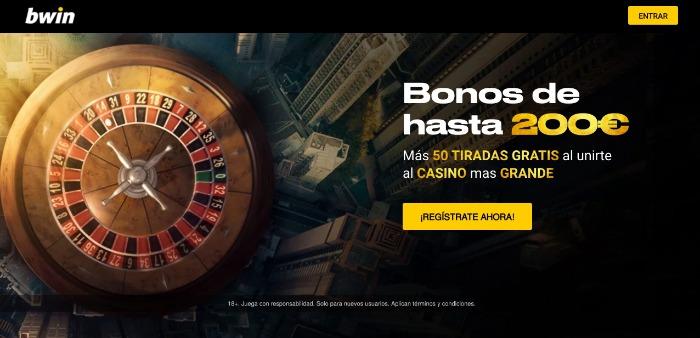 Bwin casino opiniones bono