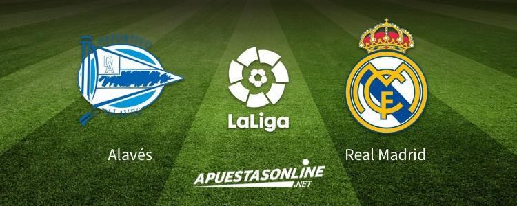 Pronóstico Alavés Real Madrid