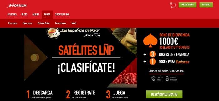 apuestas-online-sportium-bono-bienvenida-poker