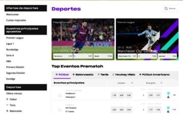 Versus apuestas deportivas prematch