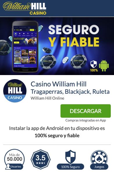 William Hill Android