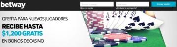 betway oferta bienvenida casino
