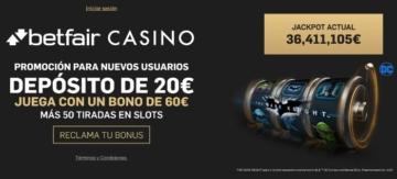 apuestas online betfair casino oferta