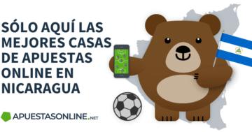 Mejores Casas de Apuestas Online en Nicaragua oso con balon