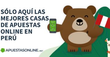Mejores Casas de Apuestas Online en Peru
