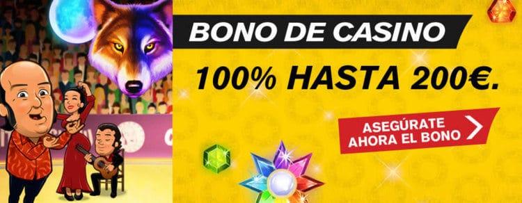 Interwetten Bono Bienvenida Casino