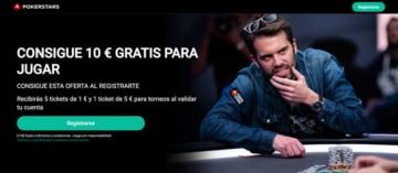 Bono de Bienvenida PokerStars