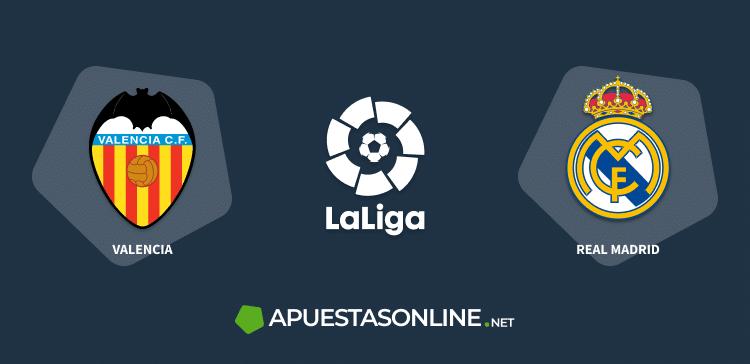 valencia, real madrid logos