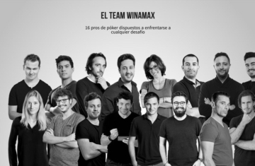 El Poker Team de Winamax
