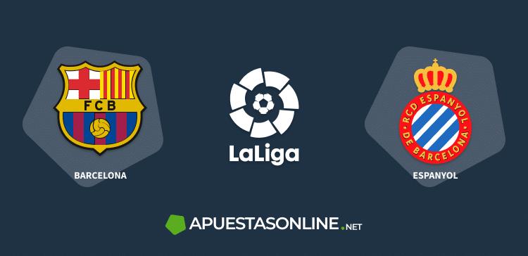 logo barcelona, espanyol logo, la liga logo