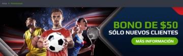 Bono de Bienvenida NetBet para nuevos jugadores