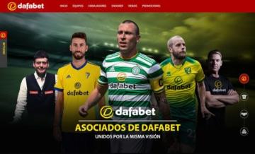 Equipos de fútbol a los que patrocina Dafabet