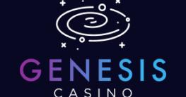 Logo de Genesis Casino