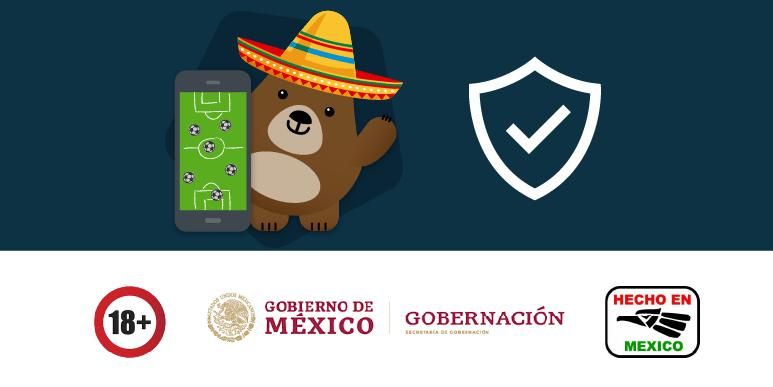 SEGOB, Gobierno de México, hecho en México, mayores de 18 años
