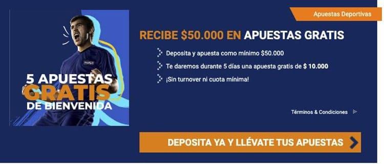 Rivalo bono Colombia