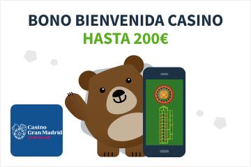 Galería bono Casino Gran Madrid