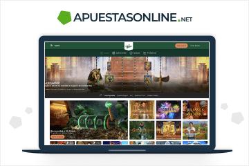 Mr Green página principal casino