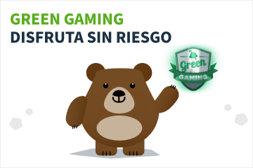 Mr Green gaming disfruta sin riesgo