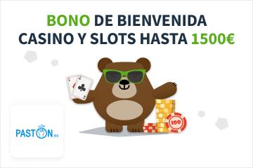 Galería bono casino PASTON