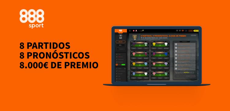 888sport partidos, pronósticos, premios