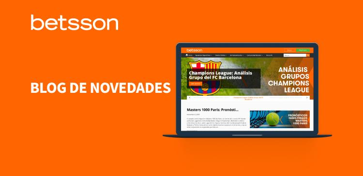 betsson blog the novedades análisis
