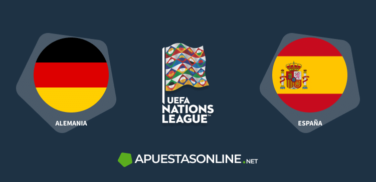 alemania, españa banderas, UEFA nations league