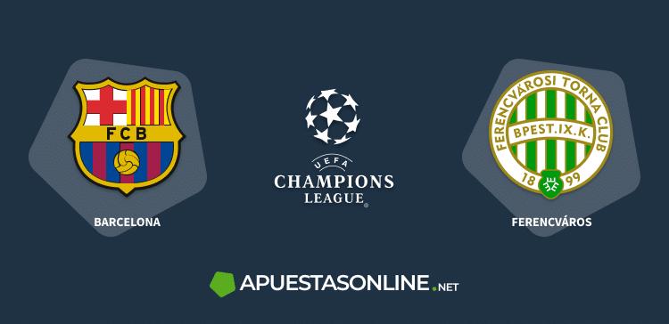 barcelona logo, champions league logo, farencvaroc lgoo