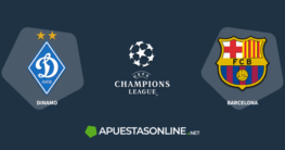 dinamo kiev, barcelona, champions league logos