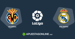 villarreal, real madrid, champions league logos