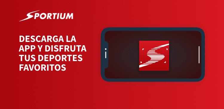 Sportium Colombia Slider App