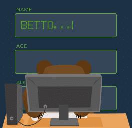 Bonos pasos para obtenerlos, Betto se registra en la web del operador