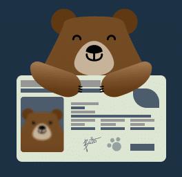 Bonos pasos para obtenerlos, Betto comprueba su identidad en la web del operador