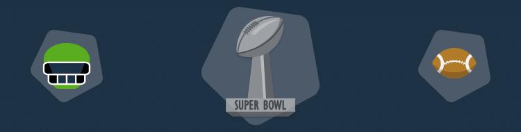 super bowl logo, balon logo