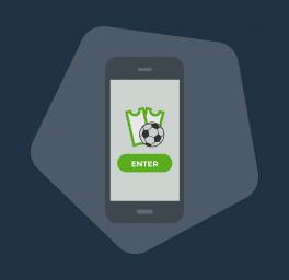 entrar en la app