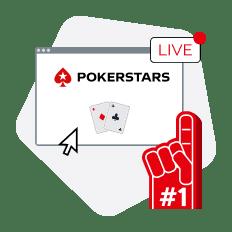 Pokerstars mejor sala de poker en vivo online