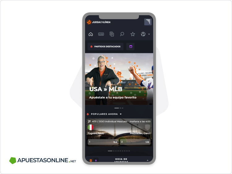 JuegaEnLínea app