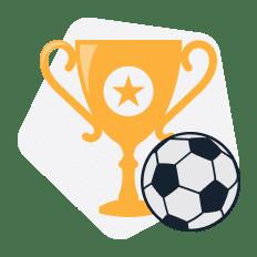 Botón para mejor casa de apuestas de fútbol en España