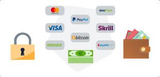 Imagen para los mejores métodos de pago en casas de apuestas españolas